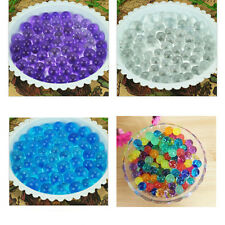 5000pcs Magic Crystal Mud Soil Water Beads for Flower Garden Planting Decor