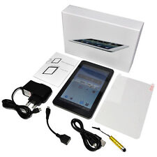 "7"" inch Android 4.2 Dual Core SIM Bluetooth Wifi Dual Camera Tablet PC"