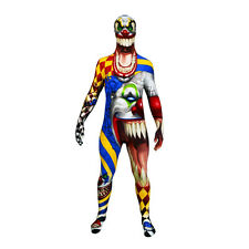 Morph Monster The Scary Clown Premium Original Morphsuit Adult Costume MPCLO