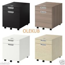 IKEA GALANT Drawer Unit on Casters ***DIFFERENT COLORS***