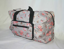 Ladies/Girls FOLDING HOLDALL/TRAVEL BAG (3 STYLES) Great for Holidays!!! BB121A