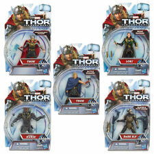 "MARVEL THOR THE DARK WORLD 4"" ACTION FIGURES AVENGERS HASBRO TOY"