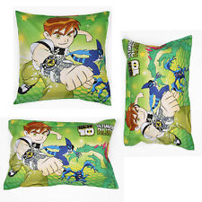 BEN 10 Hero Alien Omniverse Boys Kids Sofa Bedroom Cushion Pillow Case Cover UK