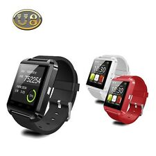 U8 Bluetooth Smart Wrist Watch Phone Mate For IOS Android Samsung Phone HTC