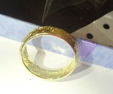 Fashion Hot Engagement for Women Men The One Ring LOTR Mystery Gold Wedding Ring