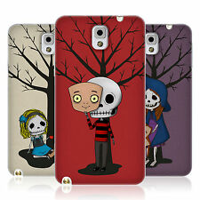 HEAD CASE SKULL KIDS TPU SKIN BACK CASE COVER FOR SAMSUNG GALAXY NOTE 3 N9000