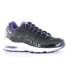 Nike Air Max 95 LE Grade School Black Purple Youths Trainers