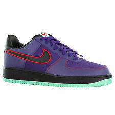 Nike Air Force 1 Purple Mens Trainers