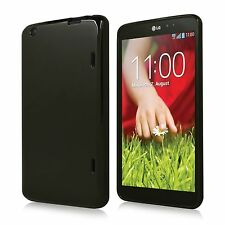 Transparent Matte TPU Gel Case for LG G Pad 8.3 / V500 / Google Play Edition