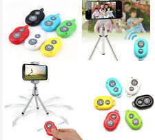 Wireless Bluetooth Camera Remote Control Self-timer Shutter For CELL PHONE HS88