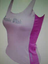New Girls/Ladies Sticky Babe Passion Within Pink Vest Top in Sizes,10,12,14