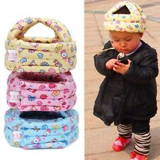 Baby walk Toddler Infants No Bumps Safety Warm Cap/Hat Helmet Headguard protect