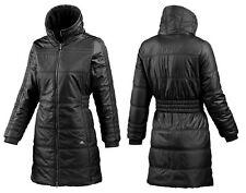 Adidas J ENTRY COAT Damen Winter Mantel Winterjacke Parka Women Jacket schwarz