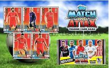 Match Attax 2014-2015 14/15 Individual Base Cards - LIVERPOOL - FREE UK POST