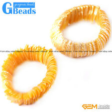 Beautiful Natural Shell MOP Fashion Bracelet 7' Two Kinds of Wear Method 28mm