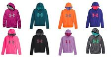Under Armour Womens Big Logo Applique Hoodie 1248640 Multiple Colors & Sizes