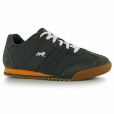Lonsdale Mens Lambo Trainers Sneakers Low Top Lace Up Padded Sports Shoes