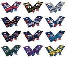 Choose Your NFL Team Tailgate Toss XL Shields Edition Bean Bag Cornhole Game