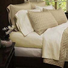 New Organic Bamboo Comfort King 1800 Cool Tech Sheet Set Super Soft Wrinkle Free