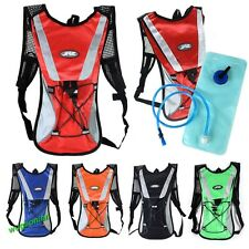 2L Water Bladder Bag Rucksack Cycling Hiking Camping Camelbak Pack Backpack New