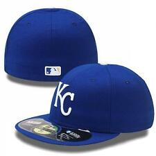 New Era Kansas City ROYALS FITTED 59FIFTY On Field Cap Hat ALL SIZES FAST