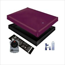 "FREE FLOW WATERBED MATTRESS LINER HEATER FILL DRAIN KIT ""GOOD BUNDLE +"""