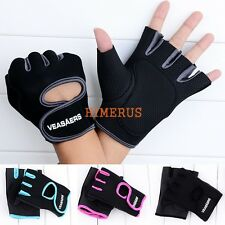 Women Man Weight Lifting Gloves Fitness Glove Gym Exercise Glove Training Sport