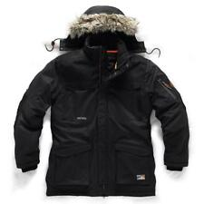 Mens Scruffs Classic Thermo Parka Waterproof windproof coat jacket Workwear