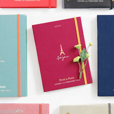 2015 Petit a Petit MINI Diary Planner Journal Scheduler Agenda Book Organizer