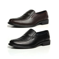 Brand New Men's Slip-On Loafers Shoes Business Formal Dress Leather Shoes