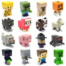 Brand New Highly Collectable Minecraft Mini Figures - Choose your item