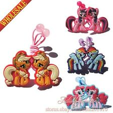 Cute 1pair My Little Pony Hair clips,girls Hairpins,Hair Accessories,Hair Ropes