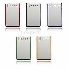 15000mAh Torcia Power Bank Carica Batteria Esterna USB Per Universale iPhone 6