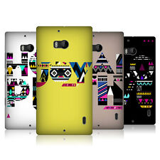 HEAD CASE AZTEC BIBLE WORD SNAP-ON BACK COVER FOR NOKIA LUMIA ICON 929
