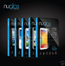 Nuglas® 100% Genuine Tempered Glass Screen Protector For Apple/Sony/LG/Samsung
