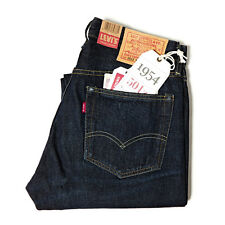 LEVI'S VINTAGE CLOTHING 1954 501 SELVEDGE JEANS LOVED ONE RRP £200