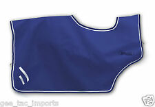 GEE TAC HORSE EXERCISE SHEET RUG WARM RAP ROUND FLEECE LINED 100% WATER PROOF