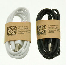 USB Genuine Sync Charger Data Cable For Samsung Galaxy S3 S4 Note 2 Mini Note