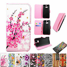 Flip Card Wallet Stand Leather Skin Cover Case Cell Phone Accessories For HTC