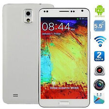 "5.5""Google Android Smartphone GSM WiFi AT&T T-Mobile Straight Talk Cell Phone"