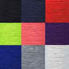 """Elastic Cord 1/32"""" Diameter Bungee Stretch String Shock Cord 10, 25, 50, 100 FT"""