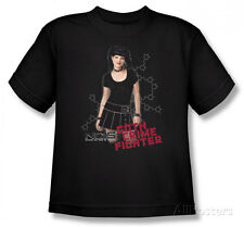 Youth: NCIS - Goth Crime Fighter T-Shirt