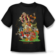 Youth: Dragon's Lair - Dirk The Dead T-Shirt Black