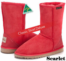 Classic Short deluxe UggBoots Ugg Boots -14 colors to choose.Made in Australia
