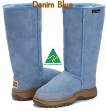 Hiking Sole Tall Boot UggBoots Ugg Boots -12 colors to choose. Made in Australia