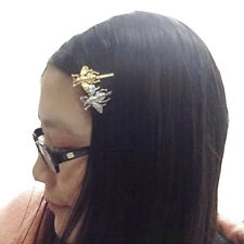 2014 New Exquisite Fashion Style Gold Bee Hairpin Side Clip Hair Accessories