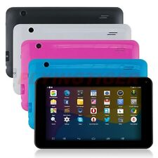 7'' Inch 8G Google Android 4.4 KitKat Dual Core Dual Camera Wifi Tablet PC MID