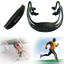 Cyber Monday MP3 Sports Running Wireless Headset Headphone 8GB Micro SD TF