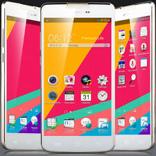 "Unlocked 5"" IPS Android 4.4 Dual Core 2Sim 3G GSM GPS T-mobile Cell Smart phone"