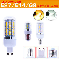 E27 E14 G9 27 48 69 SMD 5050 LED Spot Light Corn Lamp Bulb 4.5W 6W 8W  Bombillas